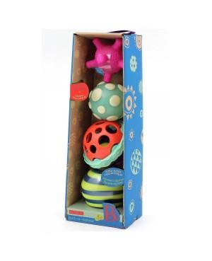 Balles découvertes - Ball-a-balloos B toys