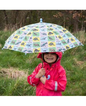 Parapluie enfant Prehistoric land Rex London