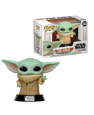 SW Star Wars Pop Mandalorian The Child Baby Yoda