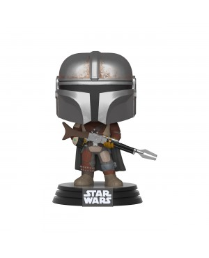 SW Star Wars Pop Mandalorian Pop The Mandalorian