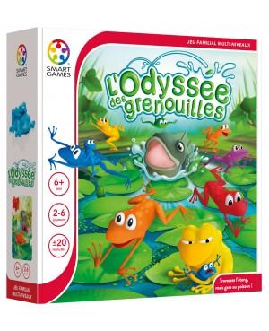 L'Odyssée des grenouilles Smart Games