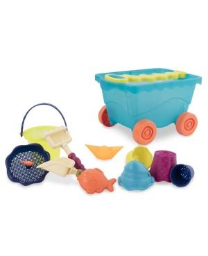 Chariot de plage - wavy-wagon