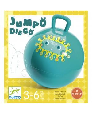 Jumpo Diego ballon sauteur Djeco