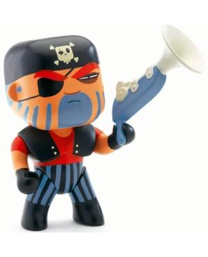 Jack Skull figurine pirate Arty Toys Djeco
