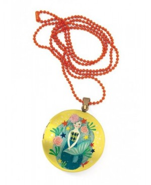 Collier Lovely surprise Sirène Lovely Paper Djeco
