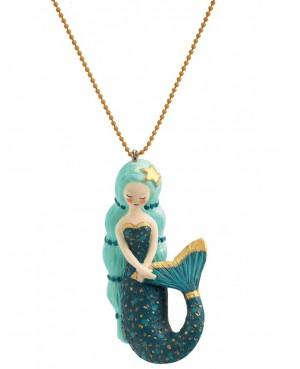 Collier Lovely charms Mermaid Djeco