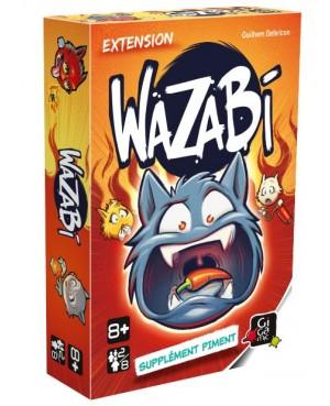 Wazabi extension supplément piment Gigamic
