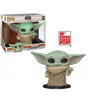 SW Star Wars Baby Yoda Pop Mandalorian The Child 25cm