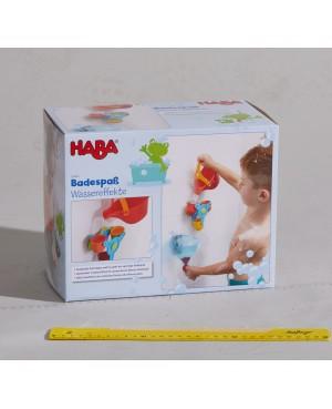 Les plaisirs du bain – Effets d'eau Haba