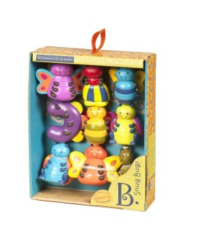 Chaîne d'insectes - Snug Bugs B Toys