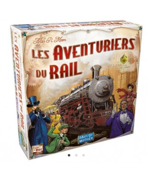 Le Aventuriers du Rail