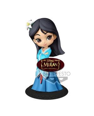Disney Q Posket Mulan Royal Style Ver B 14cm