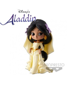 Disney Characters Q Posket Dreamy Style Jasmine Classic Color A 14cm