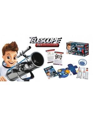 Télescope 50 activités Buki
