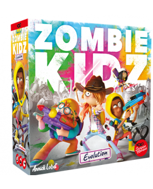 Zombie Kidz Evolution Asmodee