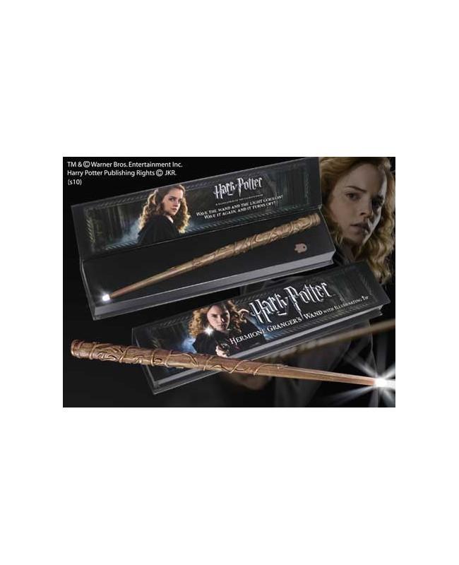 Harry Potter réplique Baguette Magique Lumineuse 35cm Hermione Granger