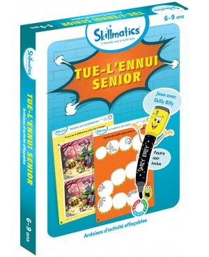 Skillmatics Tue-l'ennui senior