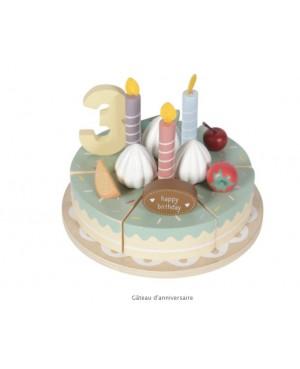 Gâteau anniversaire Little Dutch