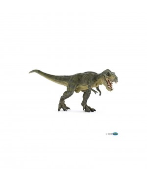 T-Rex courant vert Papo