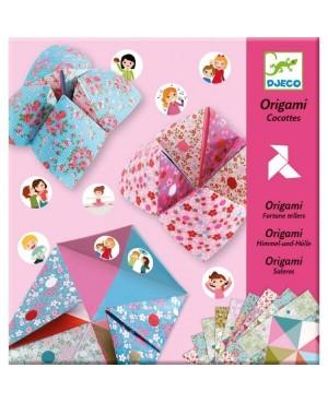 Origami Cocottes à gages - Fleurs Djeco