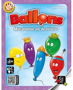 Ballons Gigamic