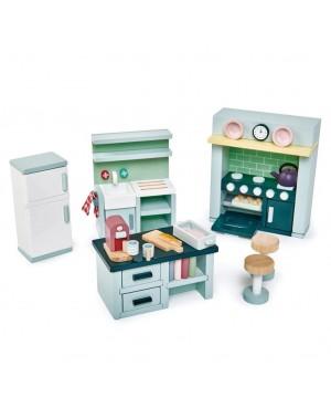 Cuisine Tender Leaf meubles de poupées