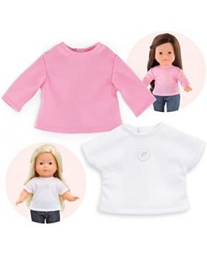 Ensemble T-Shirt pour poupée ma Corolle