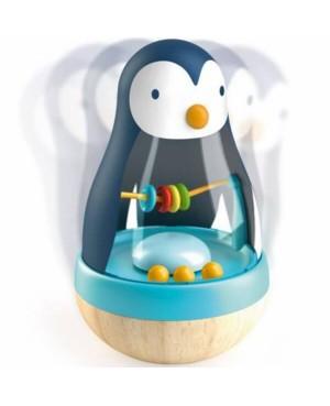 Culbuto baby Roly Pingui Djeco