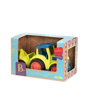 tracteur - happy cruisers tractor & trailer B Toys