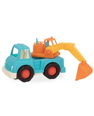 Camion grue - happy cruisers excavator truck B toys