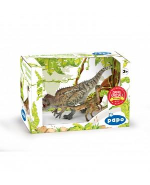 Coffret dinosaures  Papo
