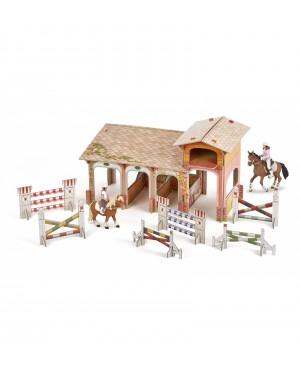 Coffret équitation - Spécial Noël Papo