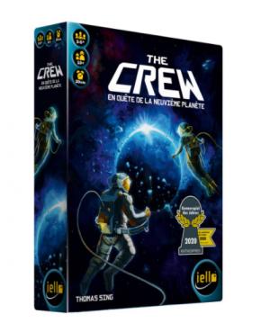 The crew En quête de la neuvième planète