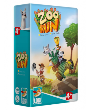 Zoo run Iello
