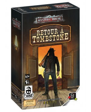 MYSTERY HOUSE 3 - RETOUR À TOMBSTONE Gigamic