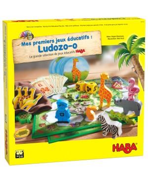 Mes premiers jeux éducatifs:Ludozo-o Haba