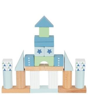 Baril de construction, Lifestyle Bleuet