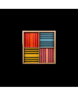 OCTOCOLOR 100 planches couleurs Kapla