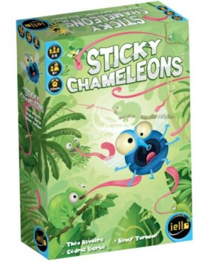 Sticky Chameleons Iello