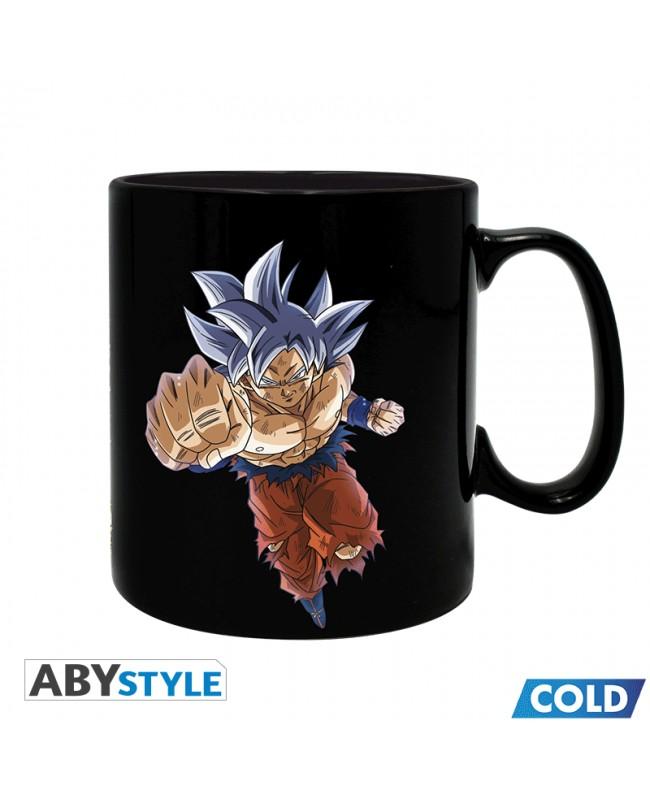 DRAGON BALL SUPER - Mug Heat Change - 460 ml Goku vs Jiren