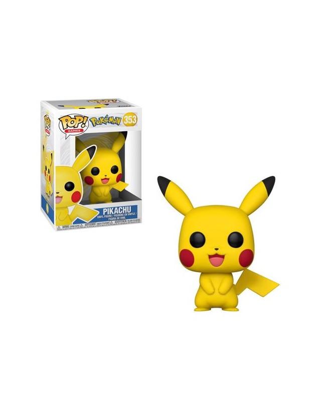 Pokemon Pop Pikachu 10cm