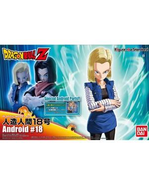 DBZ Maquette Figure-Rise Android C-18 12cm