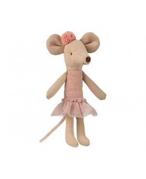 Ballerina mouse,Big sister...