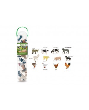 Collecta ferme SET DE 12 ANIMAUX DE LA FERME