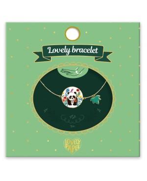 Lovely Bracelet panda Djeco