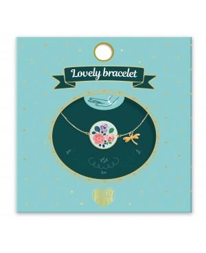 Lovely Bracelet fleur Djeco