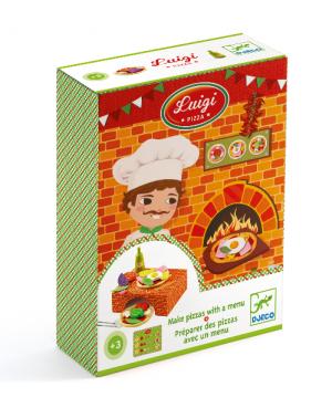 Luigi Pizza Djeco