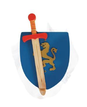"Bouclier avec épée ""Blasco""..."