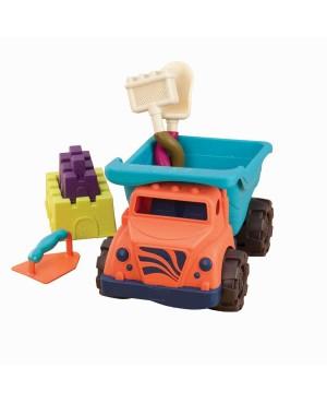 Camion et accessoires pour le sable - Coastal Cruiser Btoys
