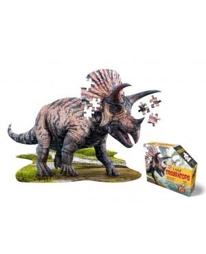 I AM Triceratops puzzle Jr